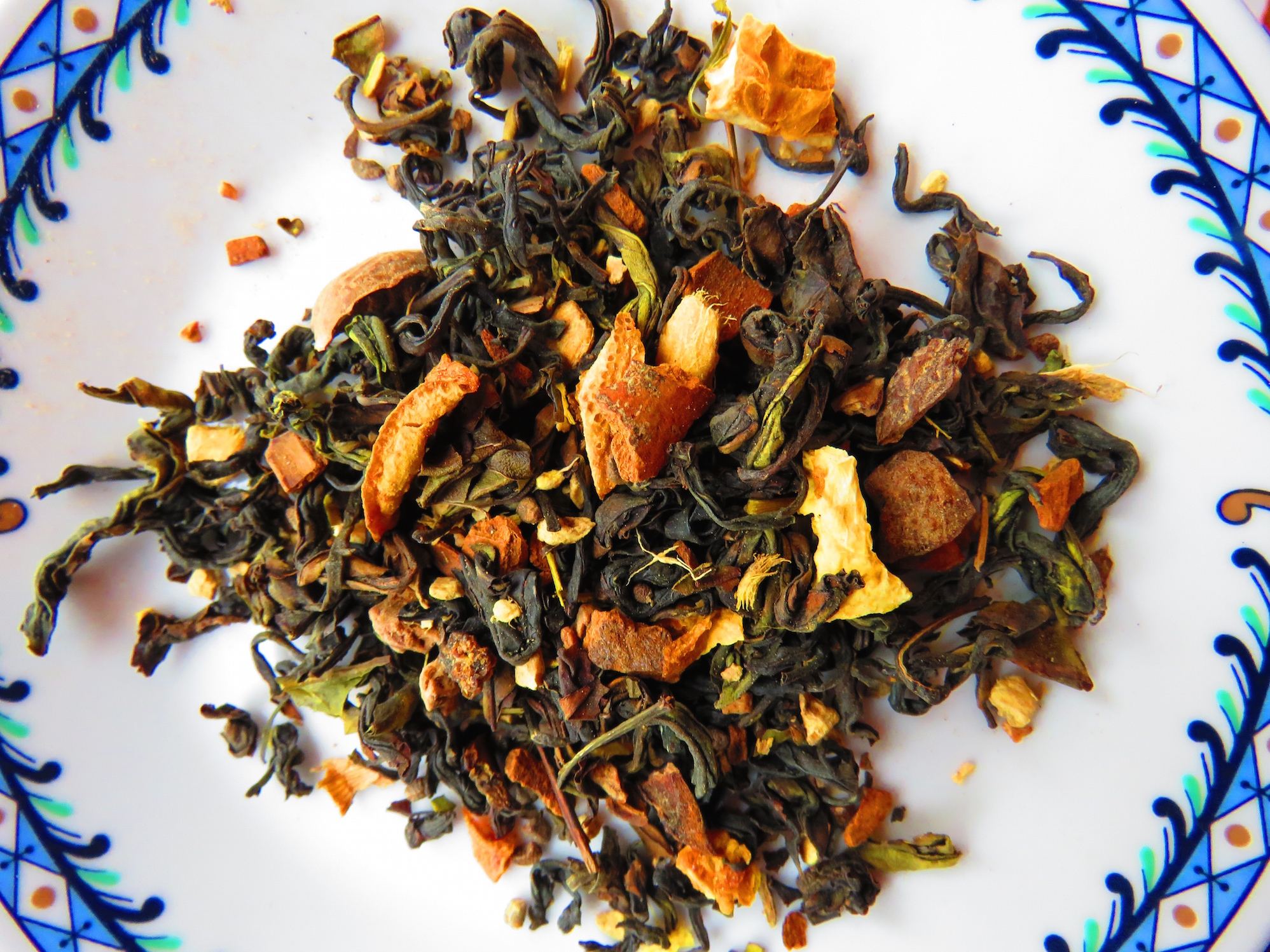Spiced African Oolong Image